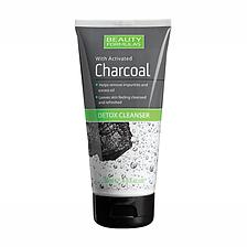 Beauty Formulas Charcoal Detox Cleanser.
