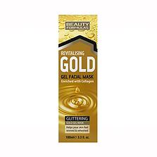 Beauty Formulas Gold Glitter Mask