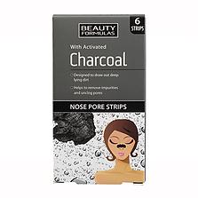 Beauty Formulas Charcoal Nose Strips