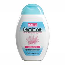 Beauty Formulas Intimate Wash Deodorisin