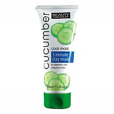 Beauty Formulas Cucumber 3 minute mask.p