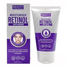 Beauty Formulas Retinol Anti-Ageing  Moisturiser