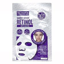 Beauty Formulas Retinol Sheet Mask