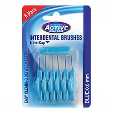 Beauty Formulas Interdental Brushes 0.6m