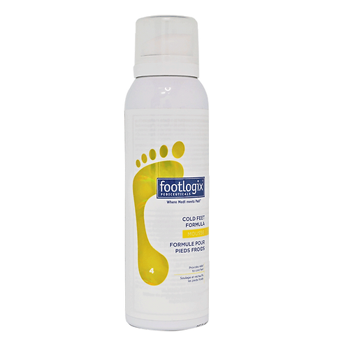 Footlogix Cold Feet 125ml