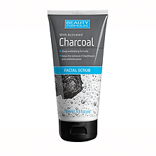 Beauty Formulas Charcoal Face Scrub