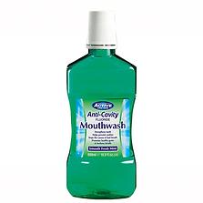 Beauty Formulas Active Fresh Mint Mouthwash