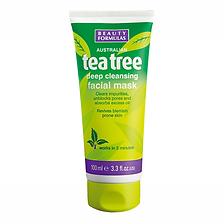 Beauty Formulas Tea Tree Deep Cleansing