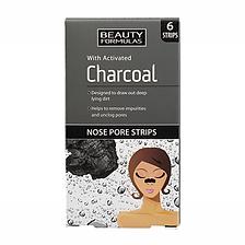 Beauty Formulas Charcoal Nose Pore Strio