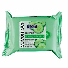 Beauty Formulas Cucumber Cool Moist Face