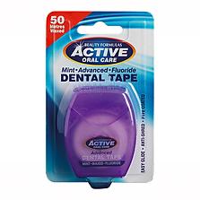 Beauty Formulas Active Advanced 50M Dental Tape