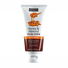 Beauty Formulas Honey & Almond Face Scru