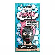 Beauty Formulas Bubble Mask Charcoal