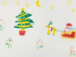 12月絵画教室記録!
