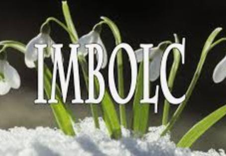 Imbolc - the festival of Brigid