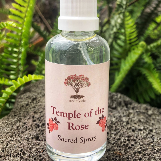 Temple of the Rose Spray