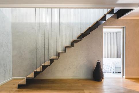 designer stairwell