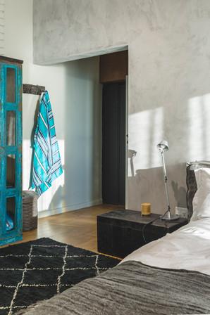 Julia's bedroom suite
