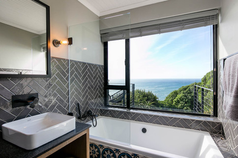 view from Johnny's en-suite bathroom