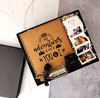 'Adventures of You & I' Box