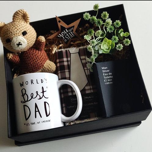 'Papa Bear' Box