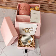 Valentine Pyramid Box