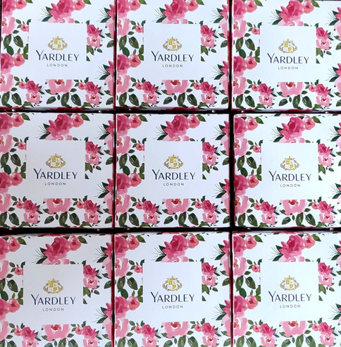 PR Kit for Yardley India