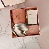Blushing Pink Box