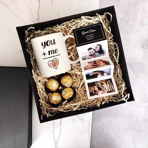 You + Me = Love Box