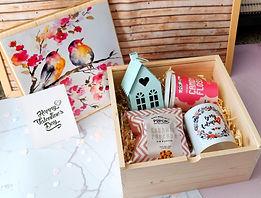 The Love Birds Box