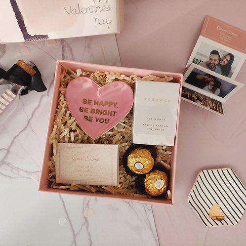 'Be Happy, Be Bright, Be You' Box