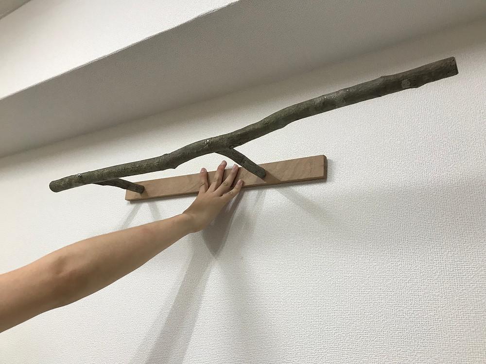 烂树枝也能做出好效果,要做出日本的侘寂美感。