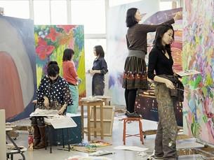 恭喜恭喜Artview的学员们合格女子美术大学