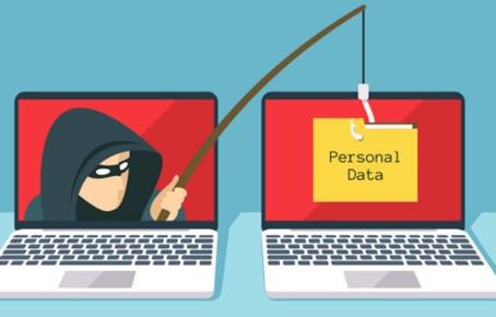 La cyber-sécurité et les tentatives d'escroquerie par mail.