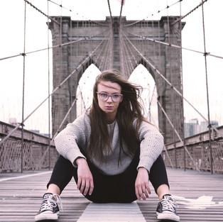Portrait in New York