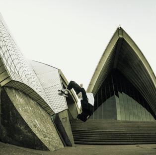 Backflip Opera House Sydney