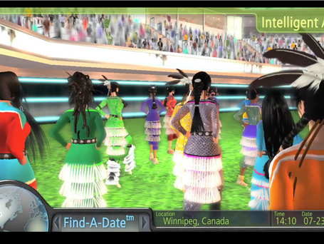 """SCMS: Low Poly, Low Rez: Digital Animation and Cultural """"Resolution"""" in Indigenous Game-Based Media"""