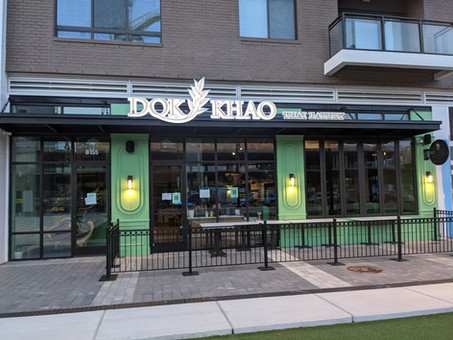 Dok Khao Thai Eatery to Open Wednesday August 25 in Merriweather District