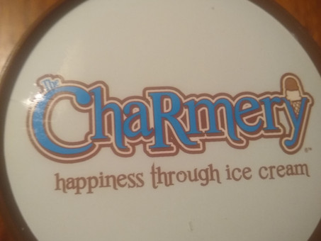Happiness through Ice Cream - Previewing The Charmery which is now delivering to HoCo