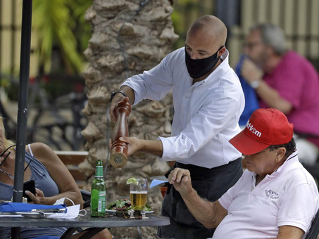 Outdoor Dining Only: Could Al Fresco eating help Columbia Restaurants survive the summer?