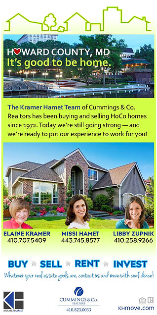 Kramer Hamet Merriweather Post Banner ad