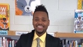 Bryant Woods Elementary Teacher Mr. Pickens named Howard County Teacher of the Year
