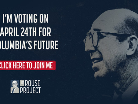 'The Rouse Project' aims to inspire new candidates and turn out the vote for CA Elections