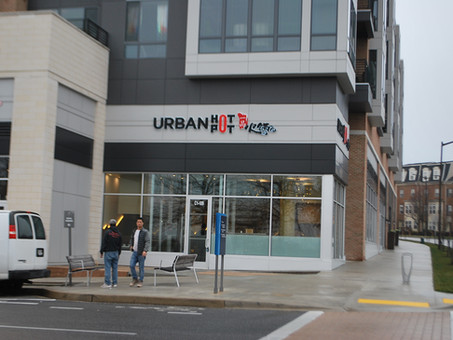 Urban Hot Pot at the Mall in Columbia opens today!