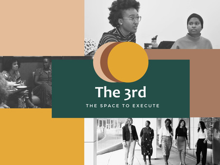"""The 3rd"" plans to connect the community of Columbia and women of color entrepreneurs"