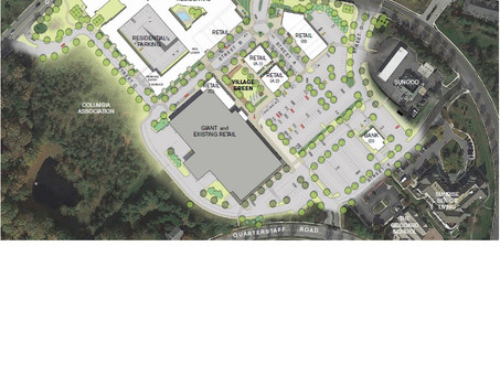 Hickory Ridge Village Center redevelopment heads to mediation