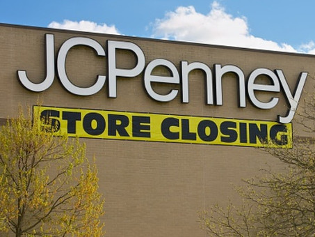 Department Stores are going Bankrupt.  What this could mean for The Mall in Columbia.