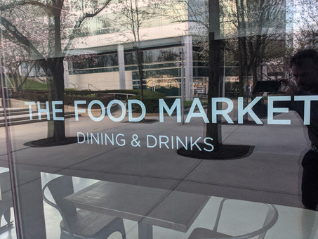 The Food Market to open Friday April 9th
