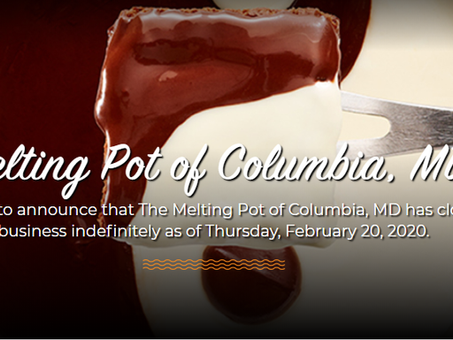 The Melting Pot abruptly closes