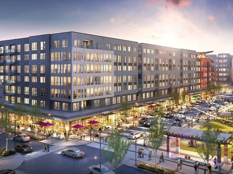 Marlow - the next building in the Merriweather District is set to break ground this month